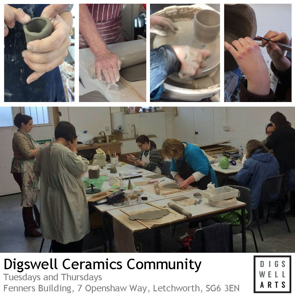 Ceramics Classes with Debbie Bent
